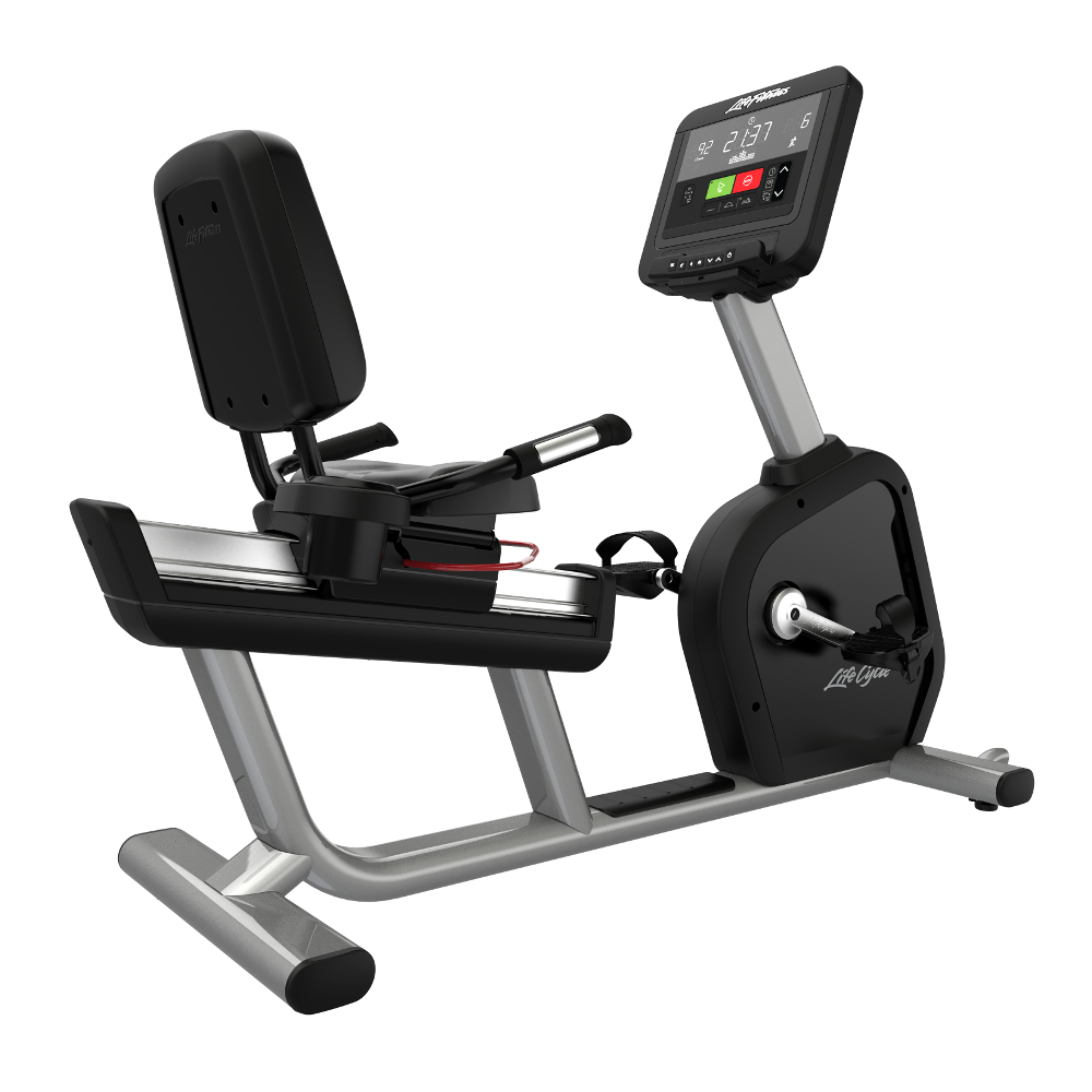 Life Fitness Integrity S Base Discover C recumbent