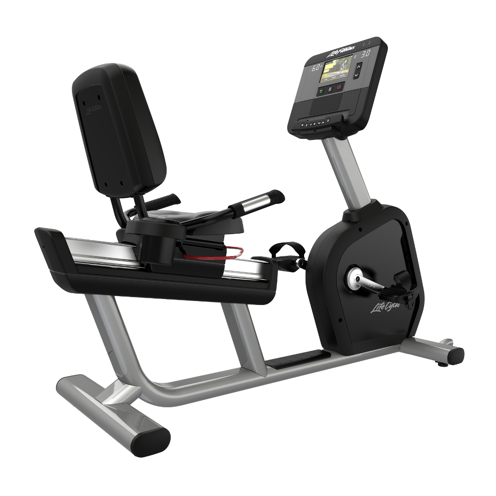 Life Fitness Integrity S Base Discover X recumbent