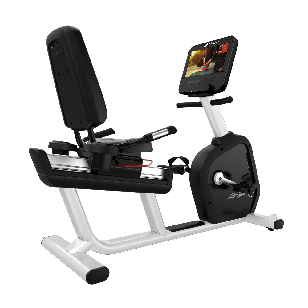 Life Fitness Integrity D Base Discover SE3HD