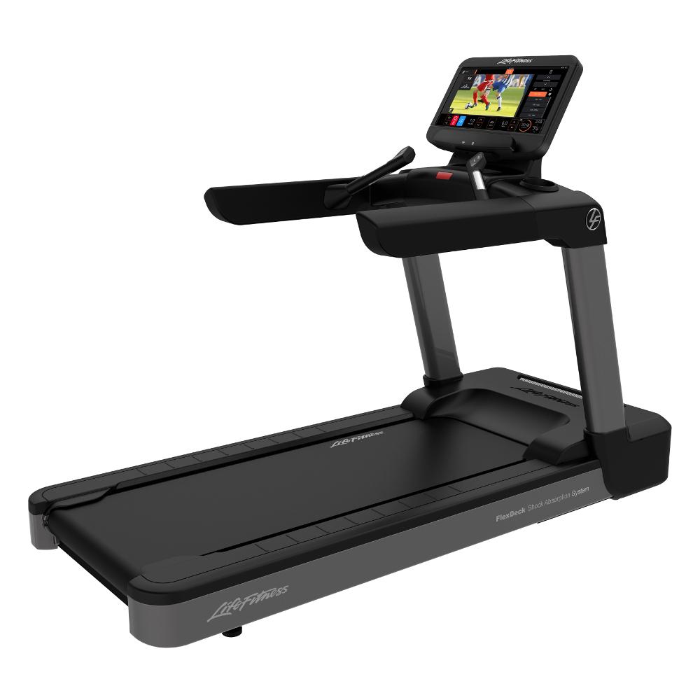 Běžecký pás Life Fitness Integrity D Base Discover ST - Montáž zdarma + Servis u zákazníka