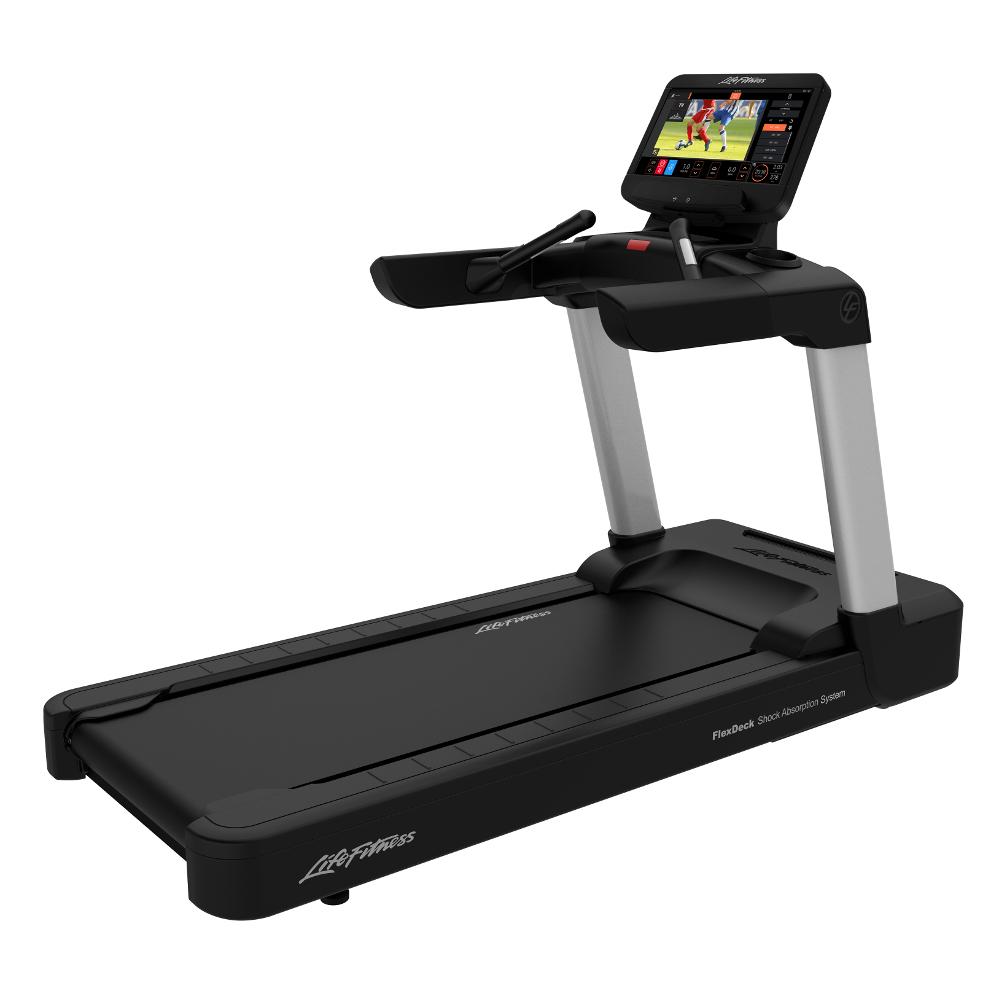 Běžecký pás Life Fitness Integrity S Base Discover ST - Montáž zdarma + Servis u zákazníka
