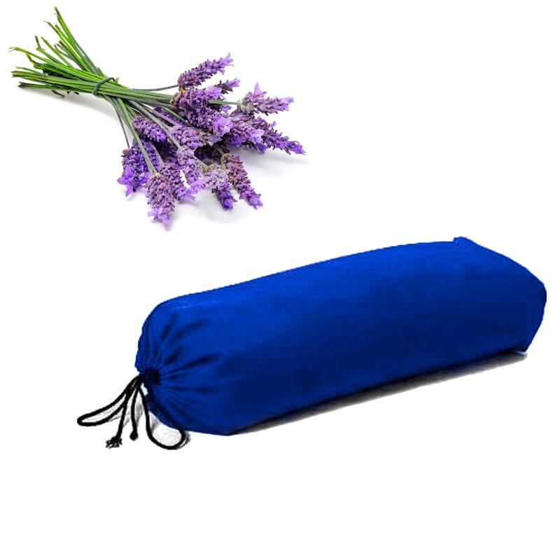 Jóga válec ZAFU Komfort s levandulí modrá
