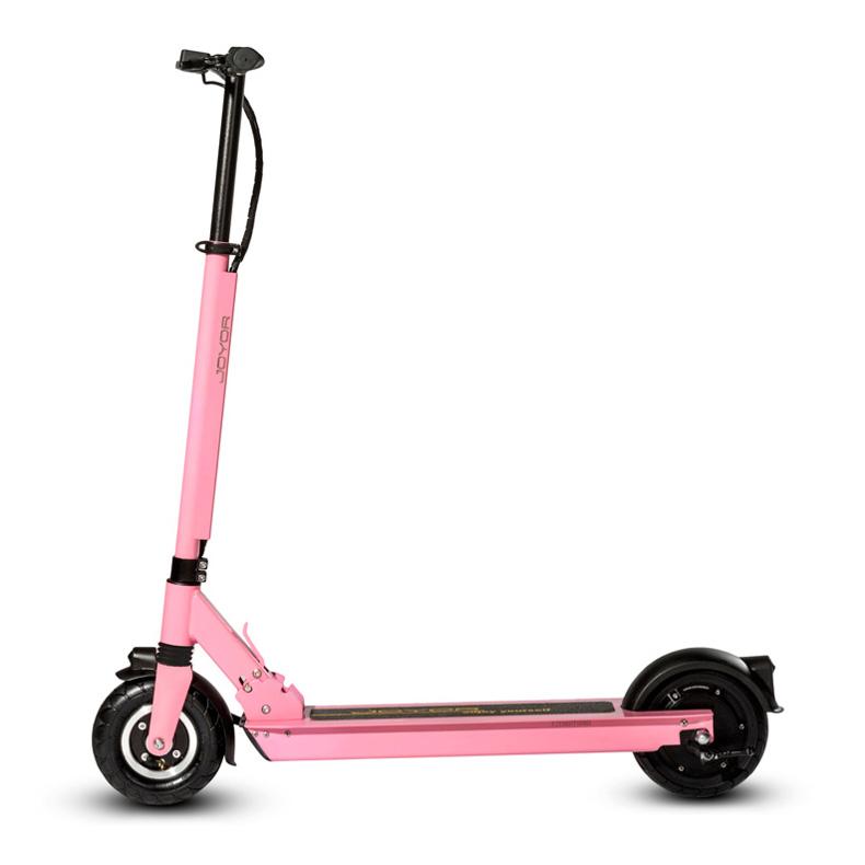 Elektrická koloběžka Joyor F3 růžová