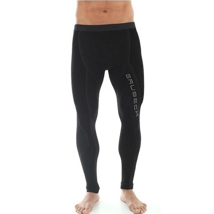 Pánské thermo kalhoty extreme Brubeck MERINO dlouhé XXL