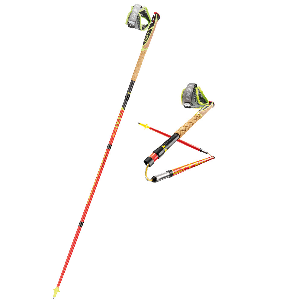 Nordic Walking hole Leki Micro Trail Pro 2019 130 cm