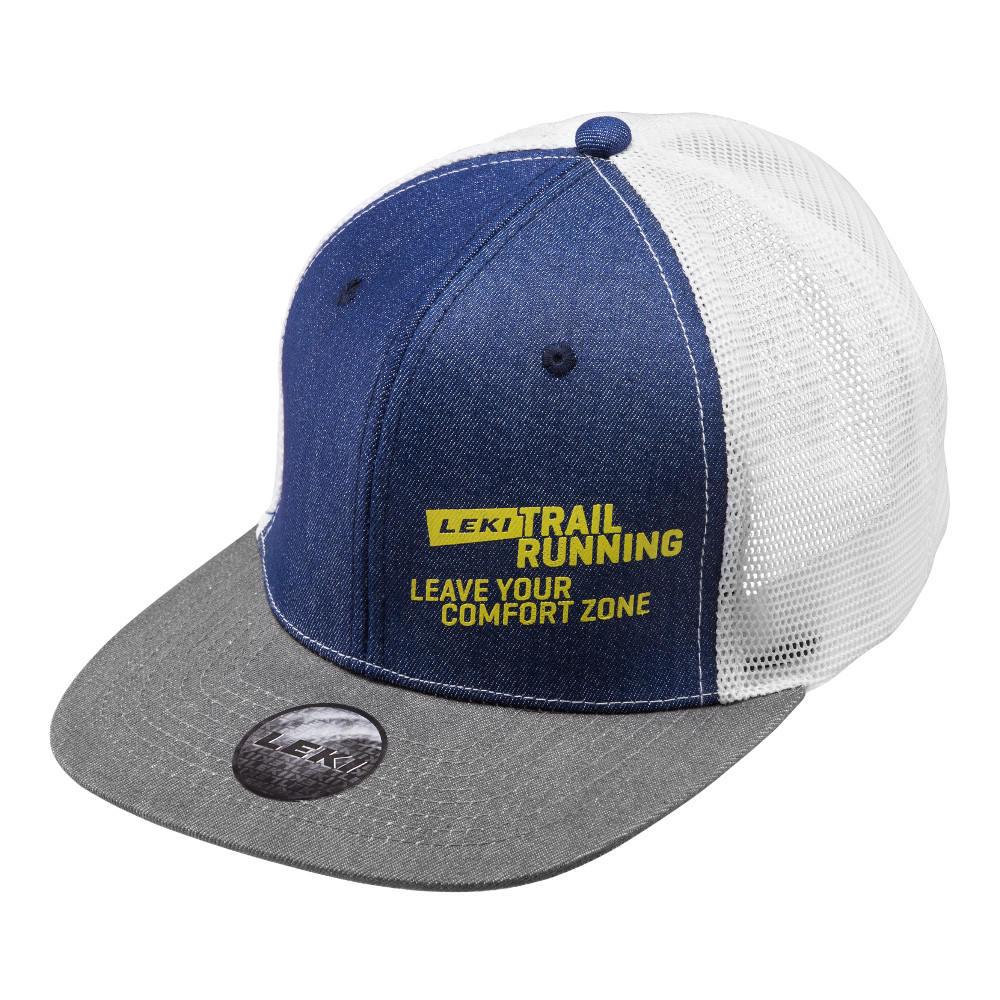 Leki Trail Running Trucker Cap