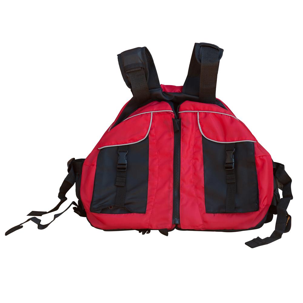 Plovací vesta Aqua Marina Life Vest červená