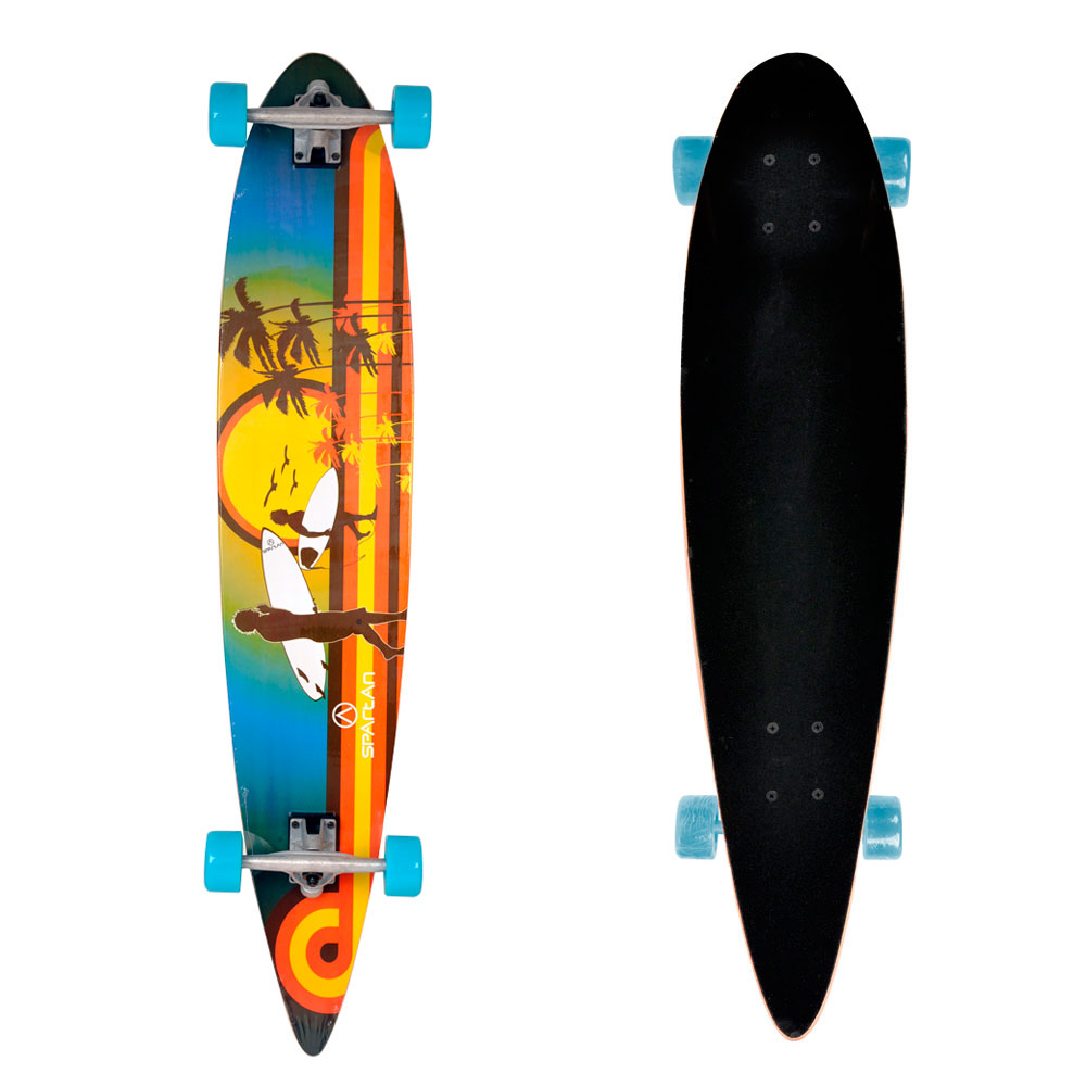 Spartan Natur 45 surfs UP