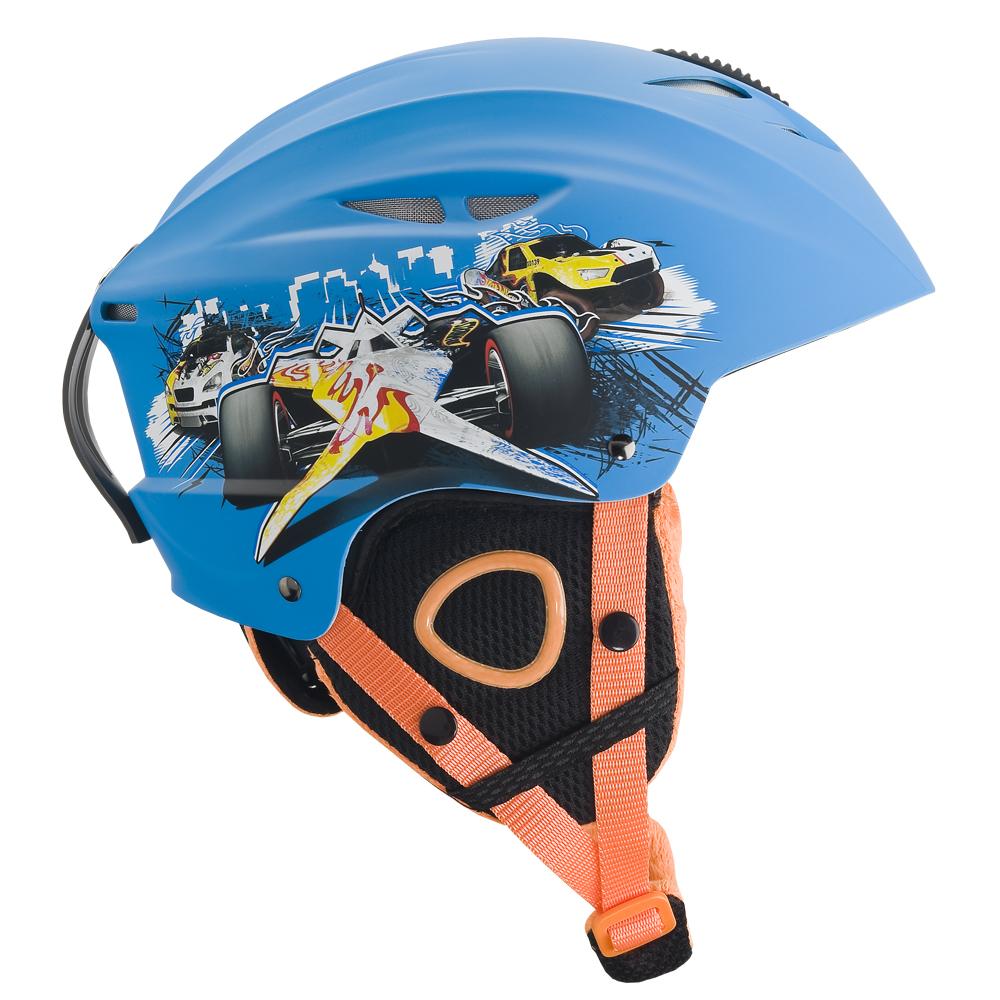 Dětská lyžařská přilba Vision One Hot Wheels S (48-54)