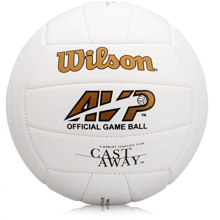 Volejbalový míč Wilson Cast Away WTH