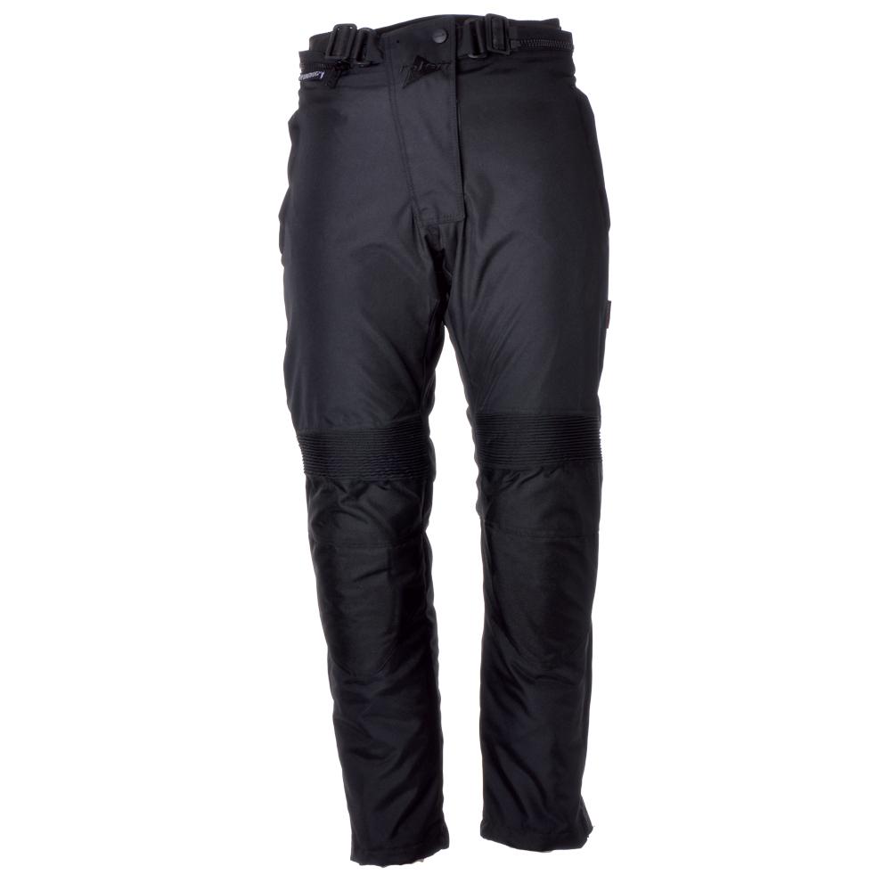 Dámské motocyklové kalhoty ROLEFF Kodra černá - S