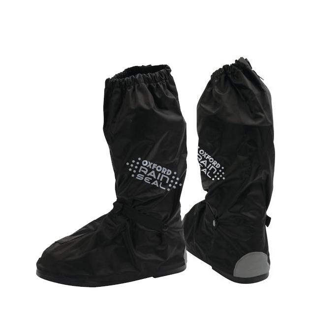 Návleky na boty Oxford Rain Seal černá - S (39-41)