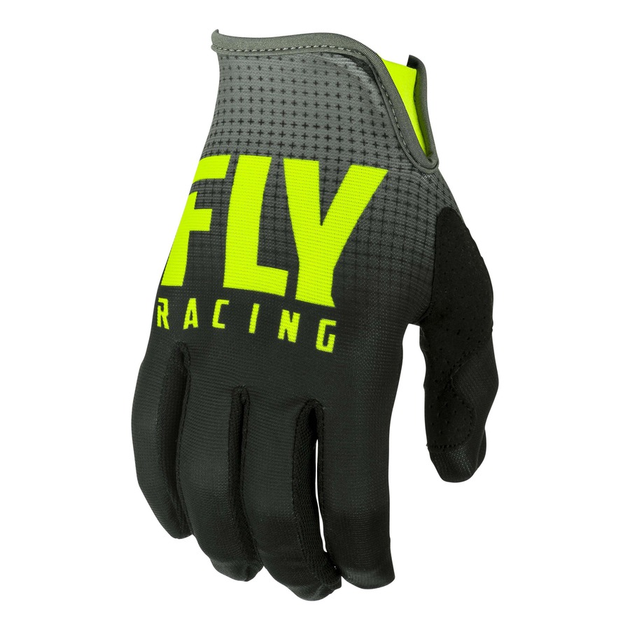 Fly Racing Lite 2019 černáhiviz  S