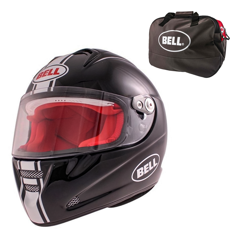 Bell M5X Daytona Black White L 5960