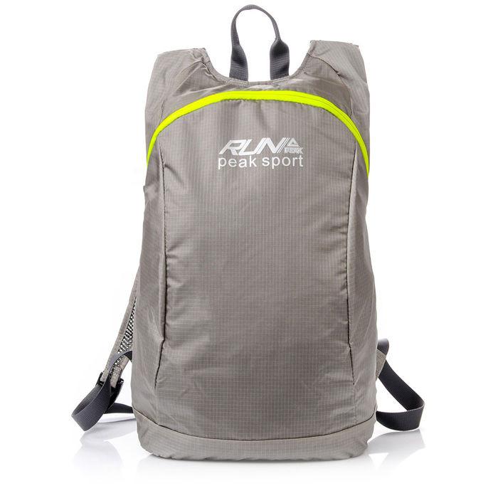 Sportovní batoh Peak B144190 šedý
