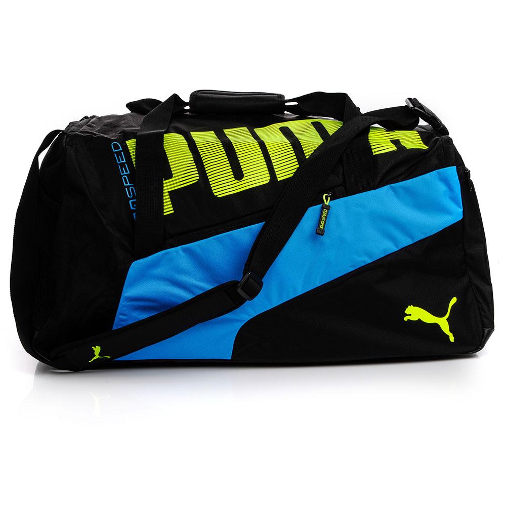 Taška Puma Evospeed černo-modrá