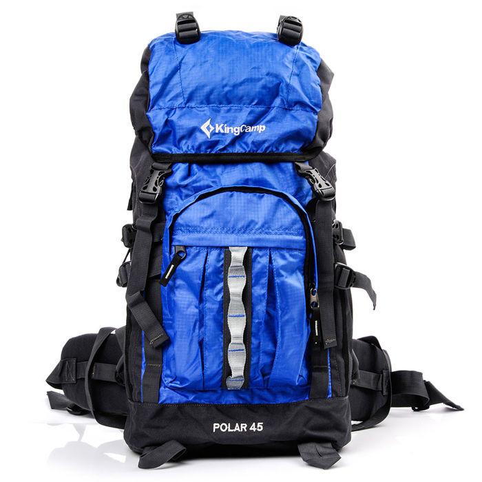 Batoh King Camp Polar 45 modrý