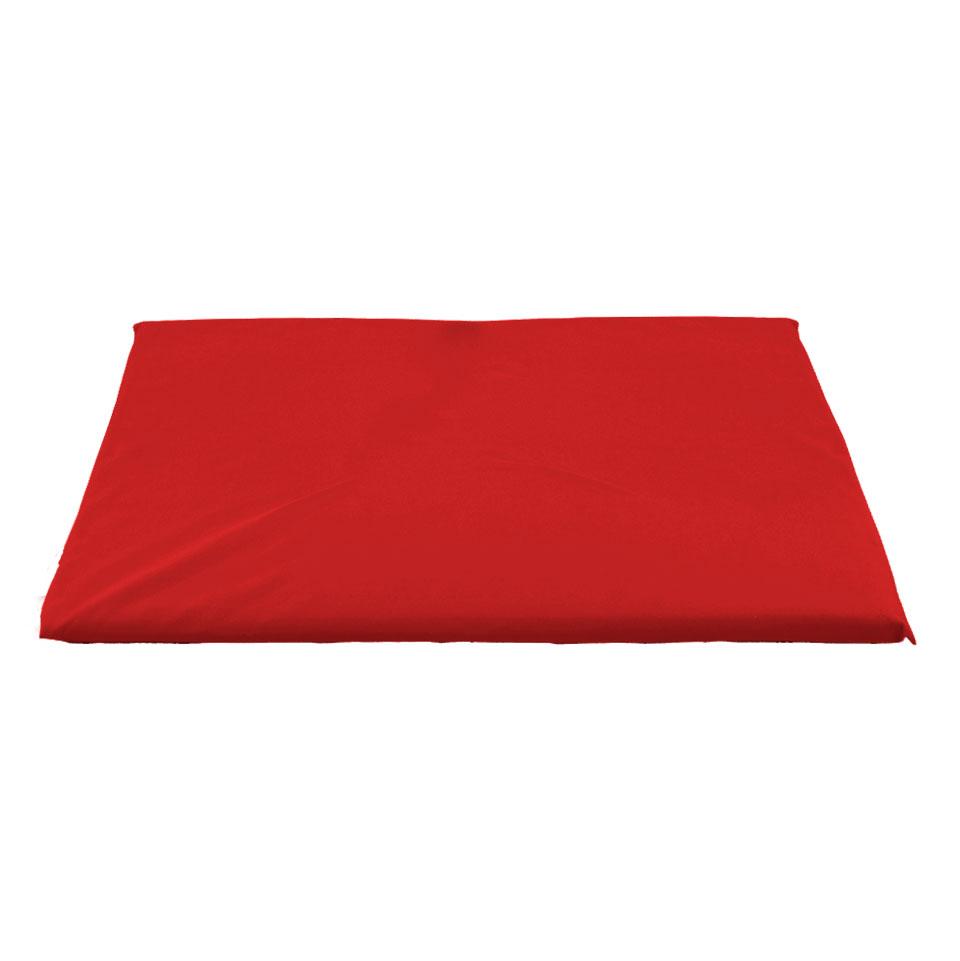 Meditační podložka ZAFU Sati červená