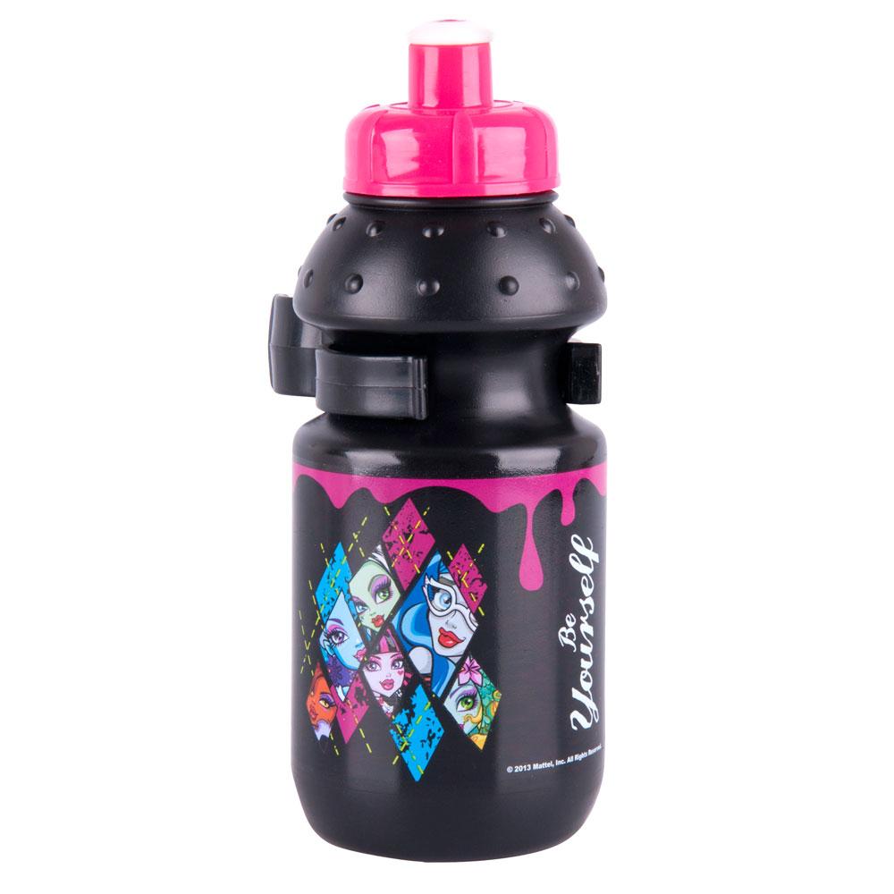 Plastová láhev s držákem Monster High