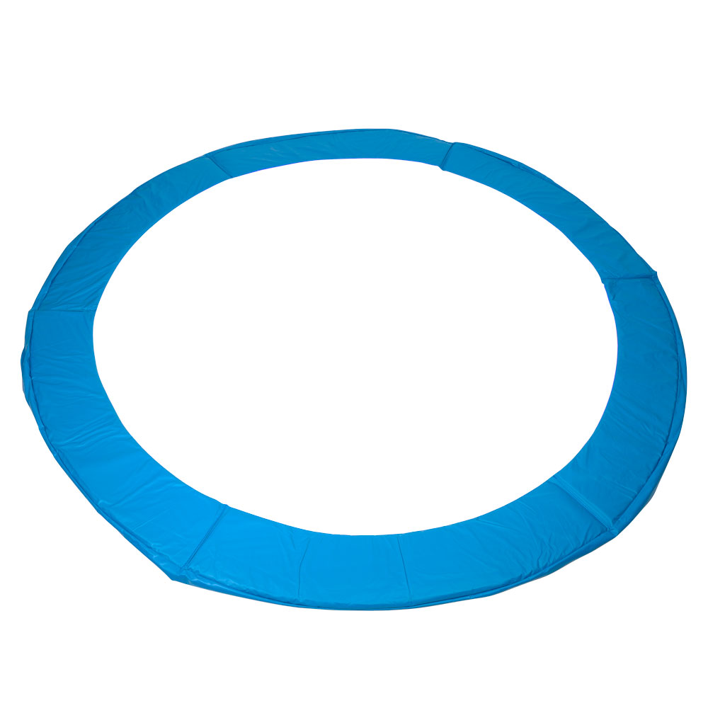 Kryt pružin na trampolínu 244 cm - modrá