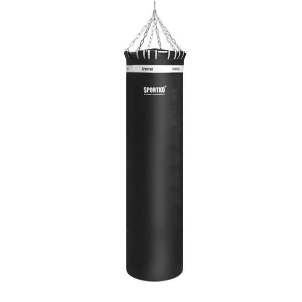 Boxovací pytel SportKO MP01 45x180 cm černá