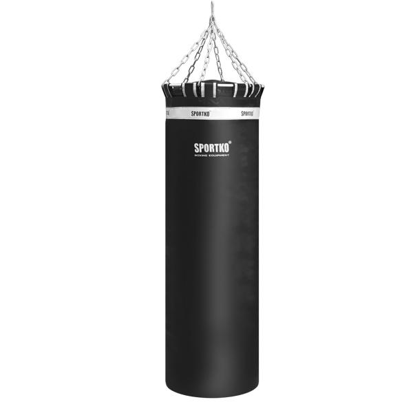 Boxovací pytel SportKO MP02 45x150 cm černá