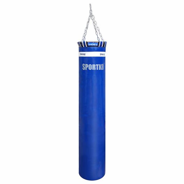 Boxovací pytel SportKO MP04 30x150 cm modrá