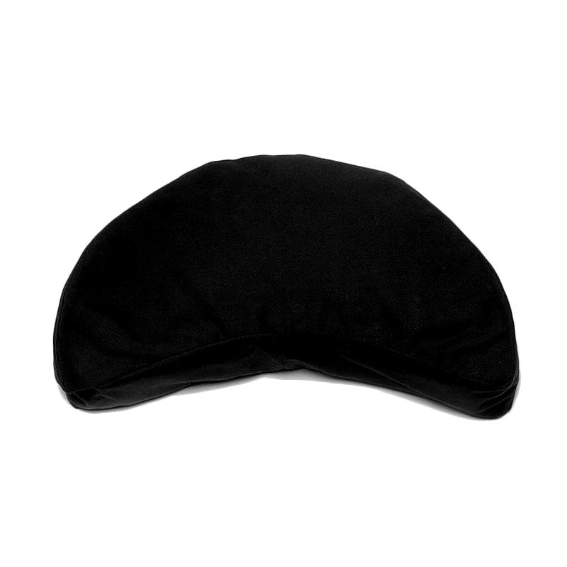 Meditační polštář ZAFU Mini Travel černá
