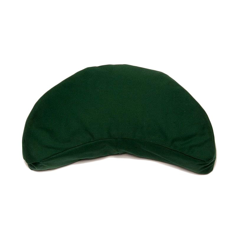 Meditační polštář ZAFU Mini Travel zelená