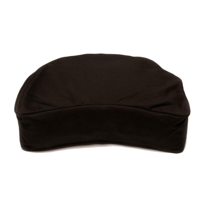 Meditační polštář ZAFU Moon Komfort černá