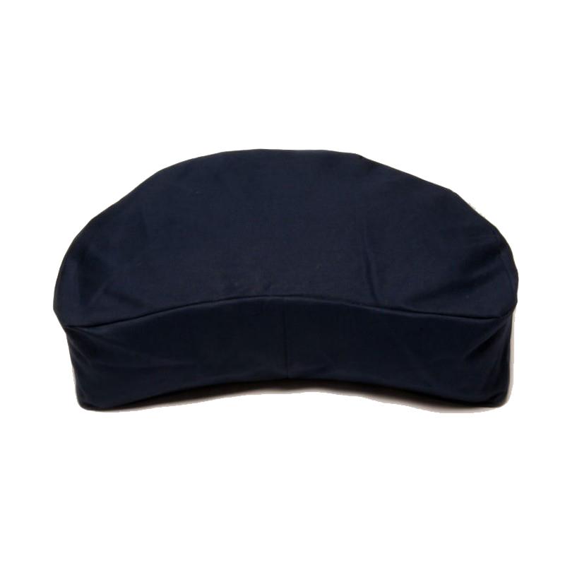 Meditační polštář ZAFU Moon Komfort modrá