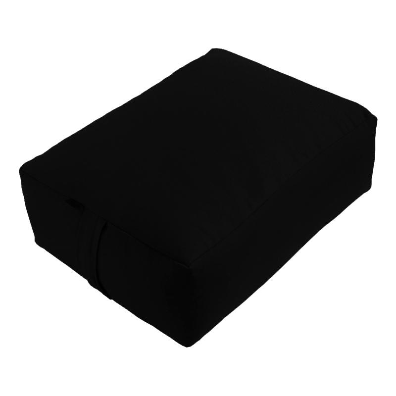 Meditační polštář ZAFU Tofu Komfort černá