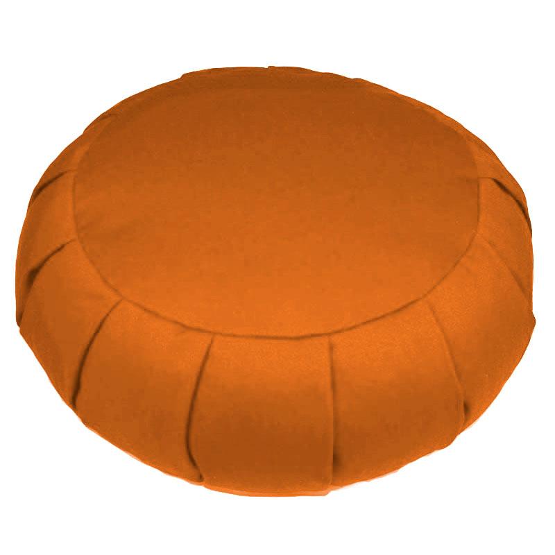 Meditační polštář ZAFU MPZ-021 oranžová