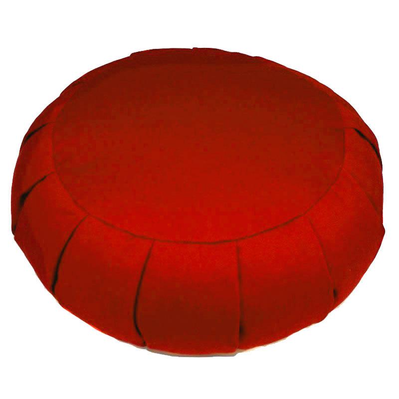 Meditační polštář ZAFU MPZ-021 červená