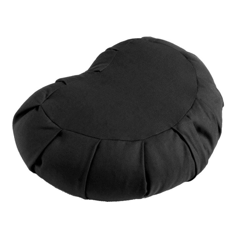 Meditační polštář ZAFU Moon Cushion černá