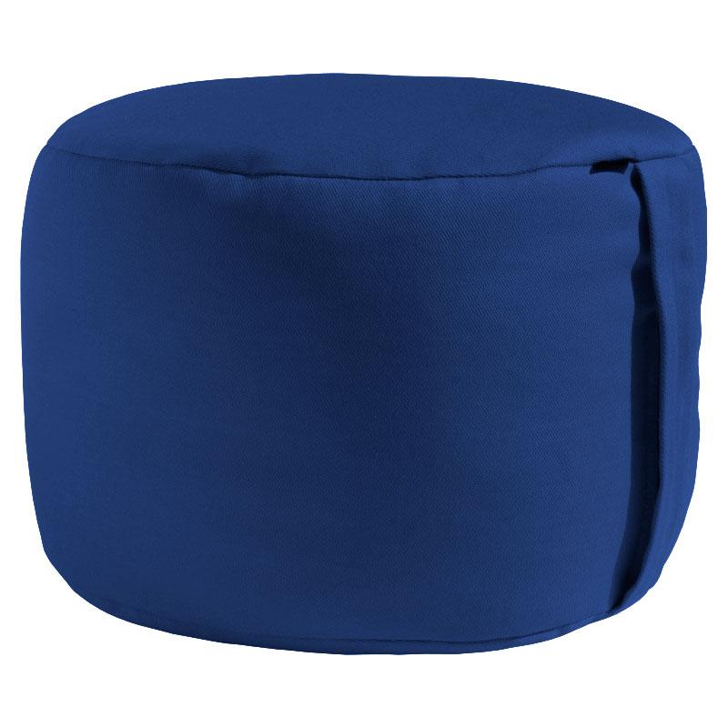 Meditační polštář ZAFU XXL modrá