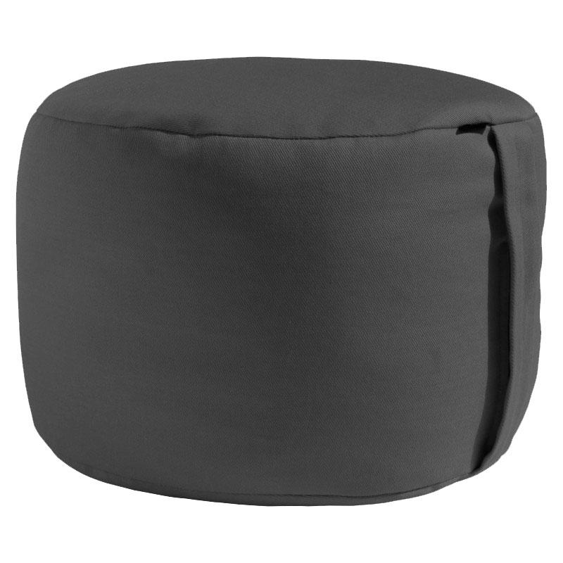 Meditační polštář ZAFU XXL šedá