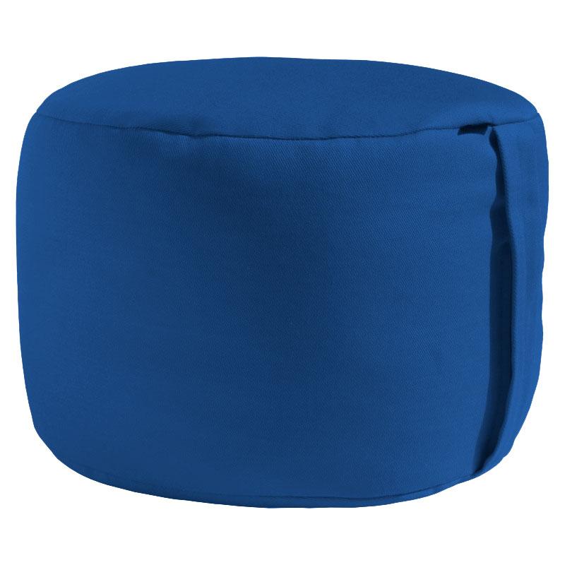 Meditační polštář ZAFU cestovní modrá