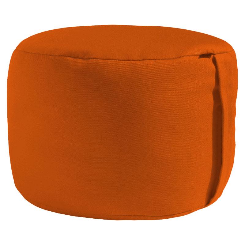 Meditační polštář ZAFU cestovní oranžová
