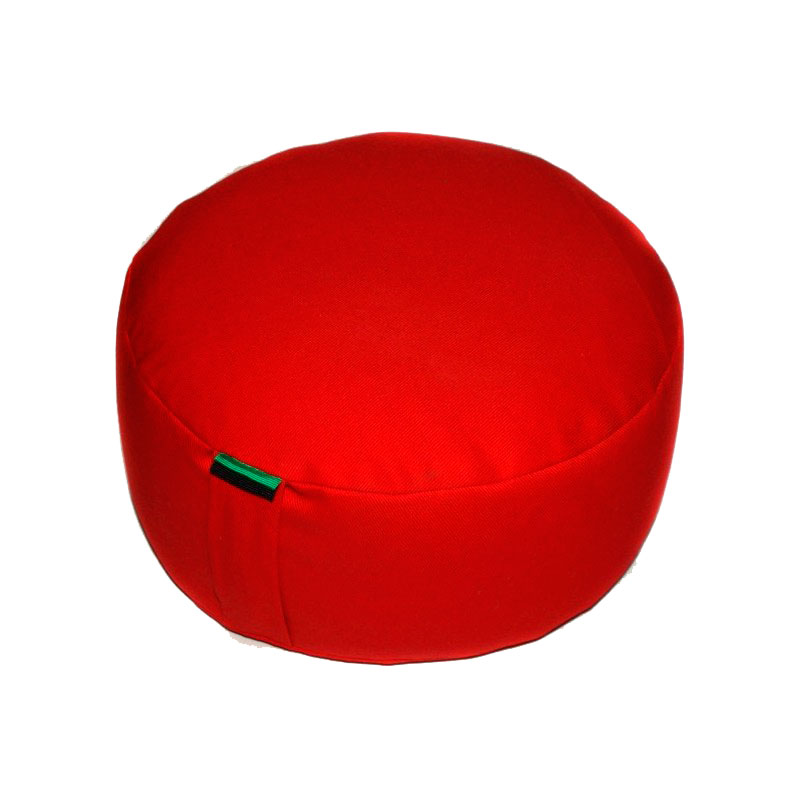 Meditační polštář ZAFU Mini Cushion červená