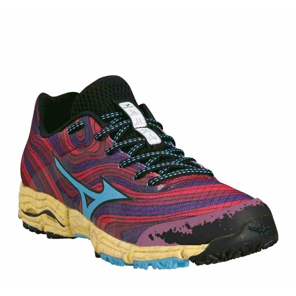Dámské trailové boty Mizuno Wave Kazan 38
