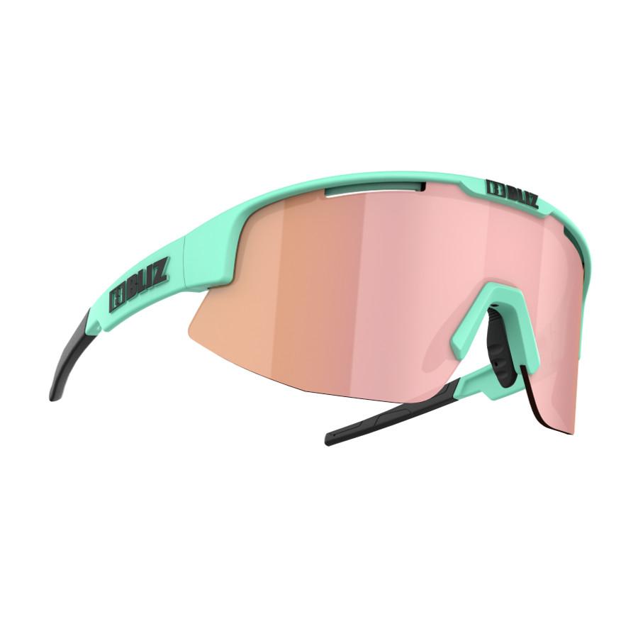 Sportovní sluneční brýle Bliz Matrix 2021 Matt Mint
