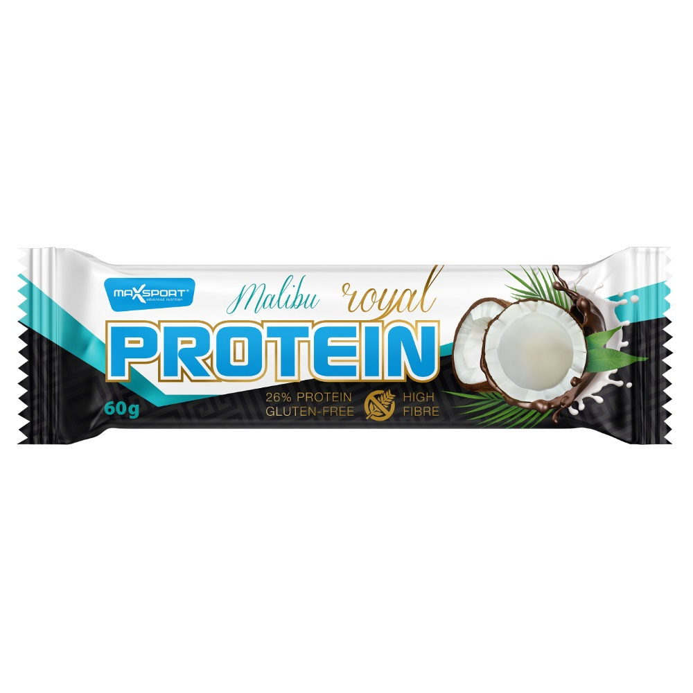 Max Sport Royal Protein Delight Malibu