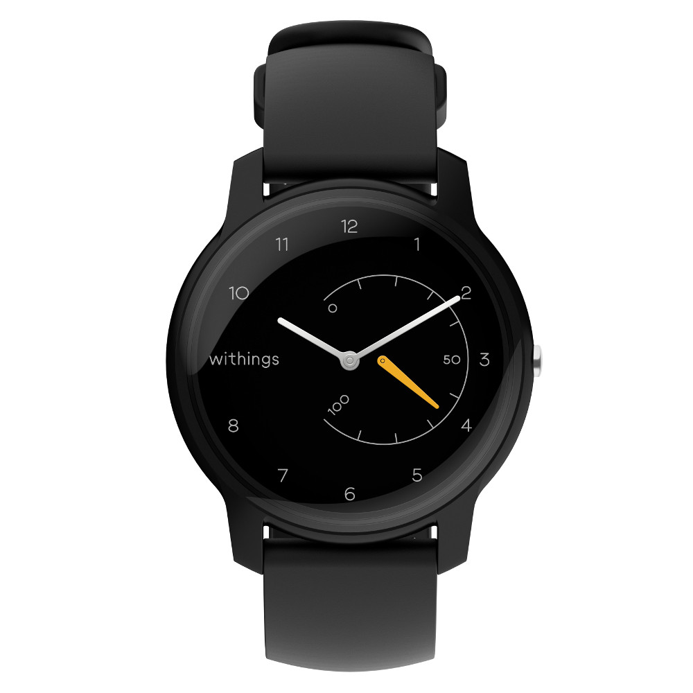 Withings Move BlackYellow