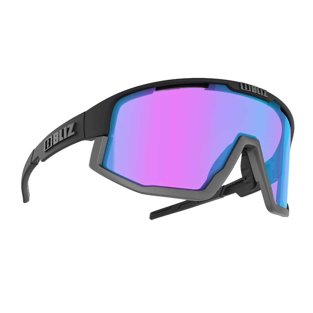 Bliz Fusion Nordic Light 2021 Matt Black
