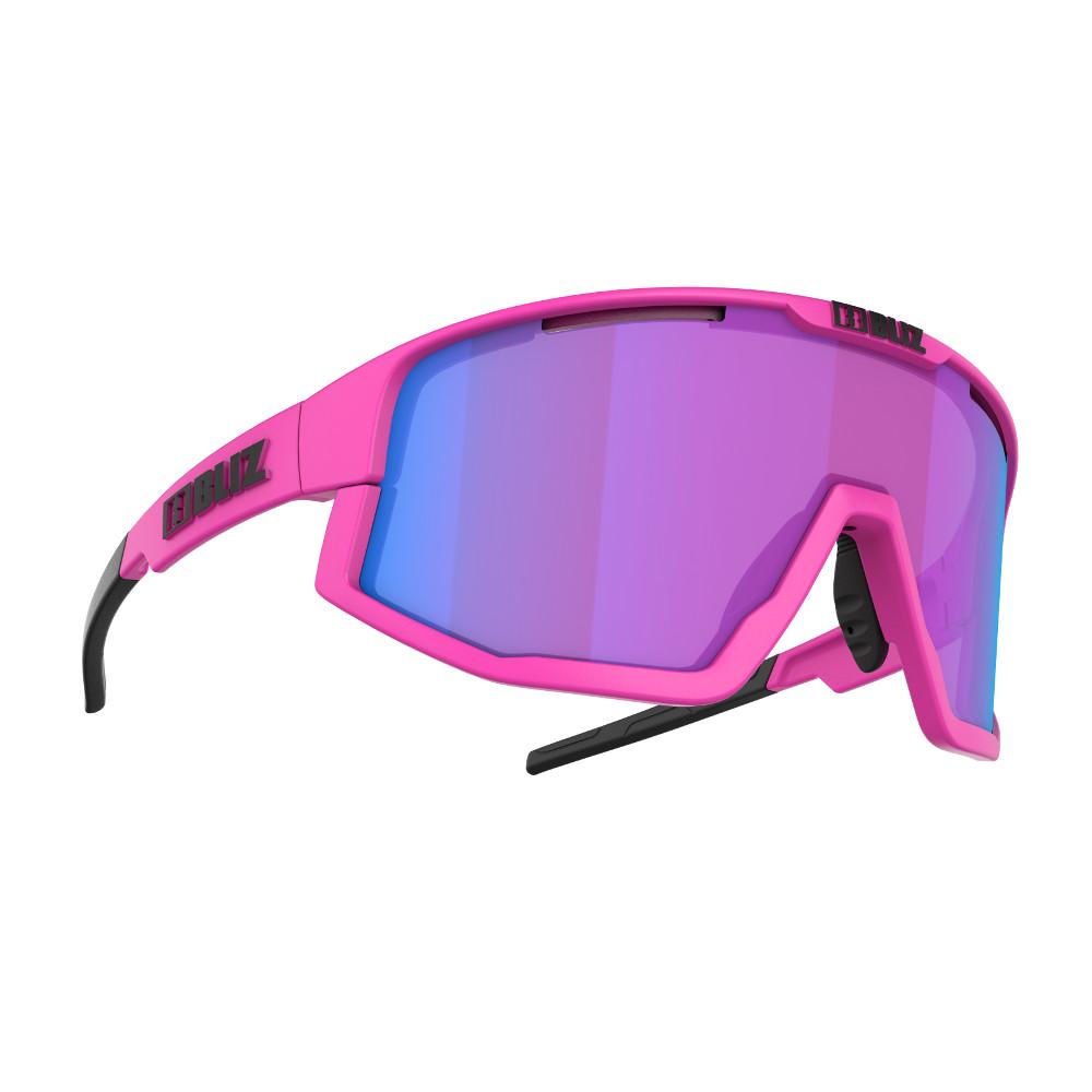 Sportovní sluneční brýle Bliz Fusion Nordic Light 2021 Matt Neon Pink