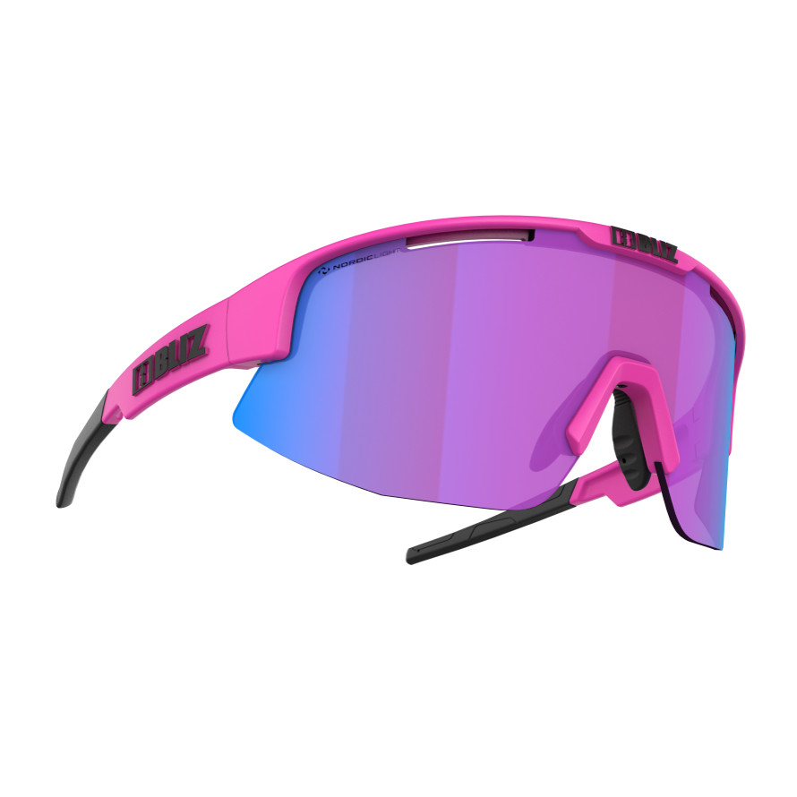 Bliz Matrix Nordic Light 2021 Matt Neon Pink