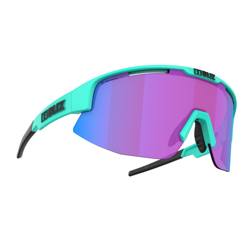 Bliz Matrix Nordic Light 2021 Matt Turquoise