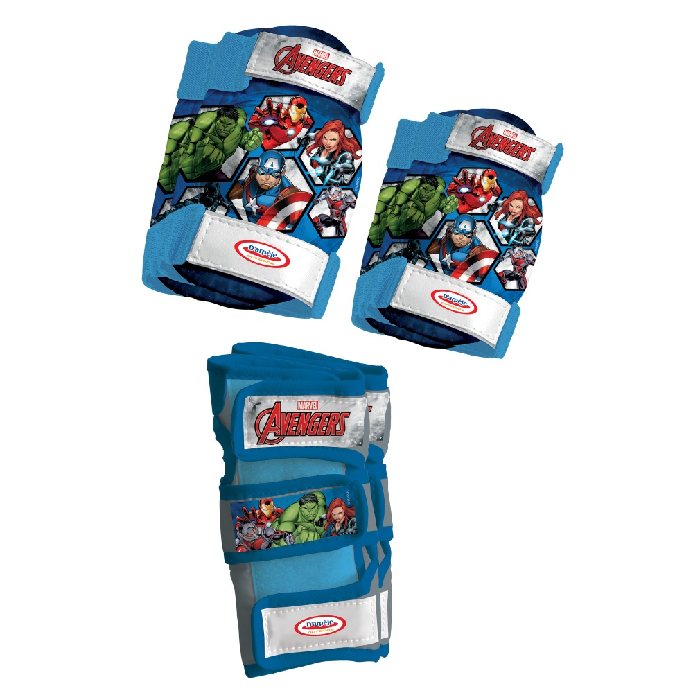 Avengers Safety Pad Set 6dílná