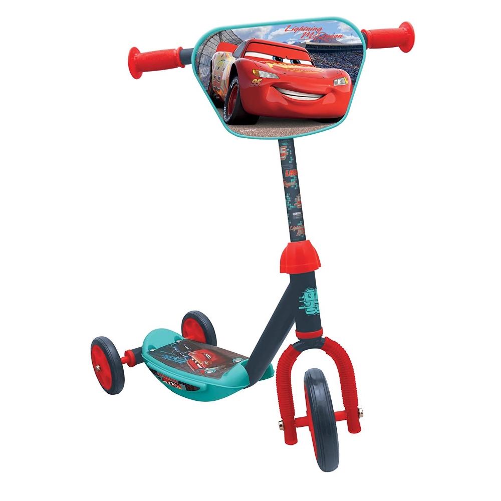 Dětská trojkoloběžka Cars Tri Scooter